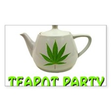 Teapot Party Decal