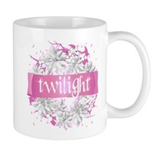 Twilight Christmas Pink by Twibaby Mug