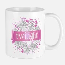 Twilight Christmas Pink by Twibaby Mug