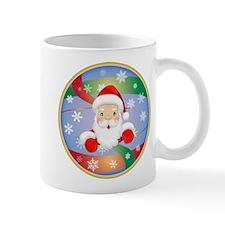 Santa Head Mug
