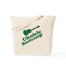 Ukulele Bootcamp Tote Bag