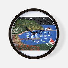 Cute Catalina Wall Clock