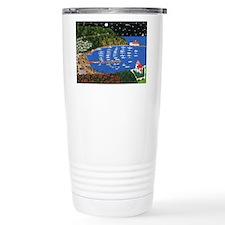 Cute Catalina island Travel Mug