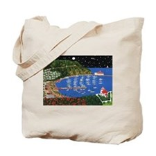 Cute Catalina island Tote Bag