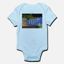 Unique Catalina Infant Bodysuit
