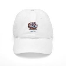 Rock On Baseball Cap