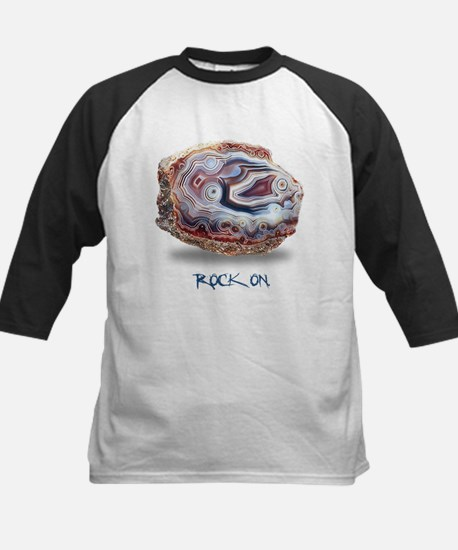 Rock On Kids Baseball Jersey