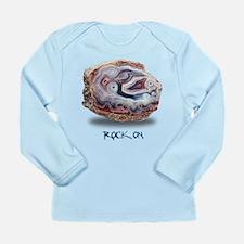 Rock On Long Sleeve Infant T-Shirt