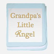 Grandpa's Angel baby blanket