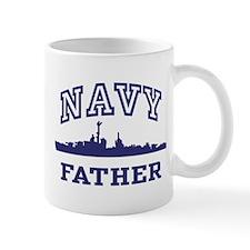 Navy Father Mug