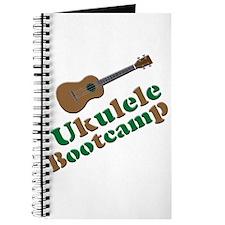 Ukulele Bootcamp Journal