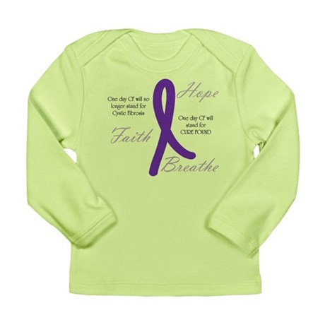 CF One Day Long Sleeve Infant T-Shirt