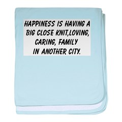 Happiness is... baby blanket