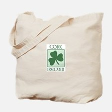 Cork, Ireland Tote Bag