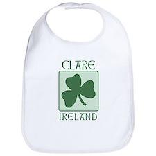 Clare, Ireland Bib