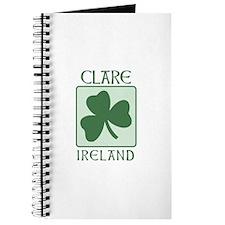 Clare, Ireland Journal