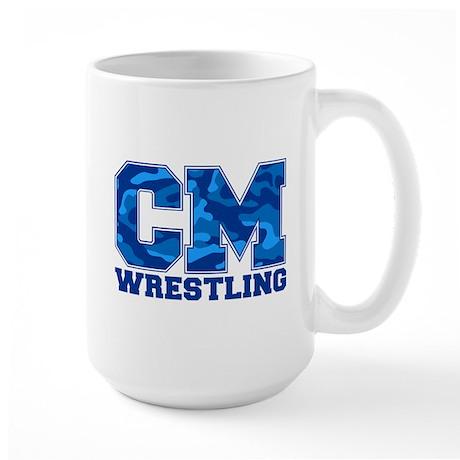 CM Camo Large Mug