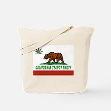 California Teapot Party Tote Bag