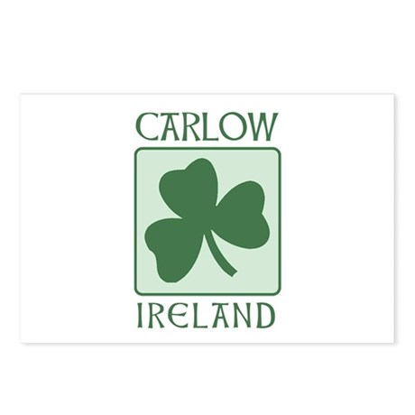 Carlow, Ireland Postcards (Package of 8)