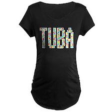 Tuba Color Blocks T-Shirt