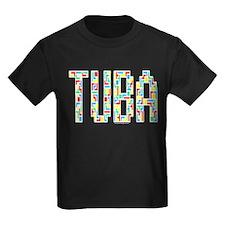 Tuba Color Blocks T