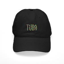 Tuba Color Blocks Baseball Hat