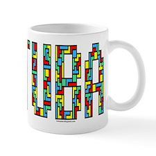 Tuba Color Blocks Small Mug
