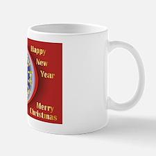 Cool Reiki christmas Mug