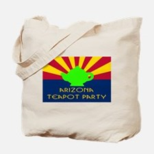 Arizona Teapot Party Tote Bag