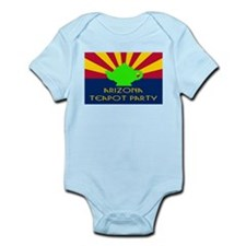 Arizona Teapot Party Infant Bodysuit