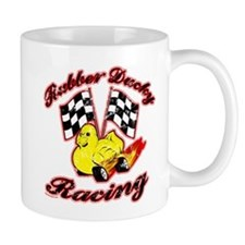 Rubber Ducky Racing Mug