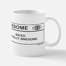 Rated Awesome Mug