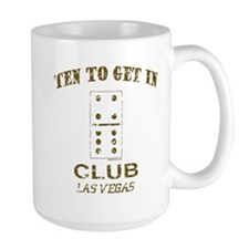Club 10 Mug