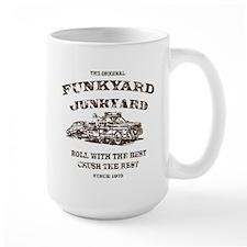 Funkyard Junkyard Mug
