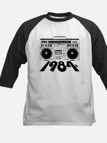 1984 BoomBox Kids Baseball Jersey