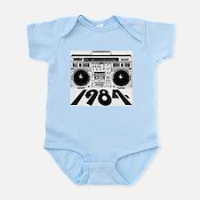 1984 BoomBox Infant Bodysuit