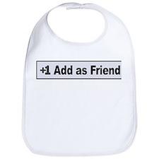Add as Friend Bib