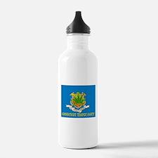 Connecticut Teapot Party Water Bottle