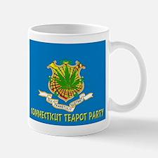 Connecticut Teapot Party Mug
