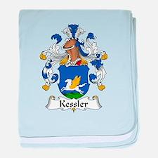 Kessler baby blanket