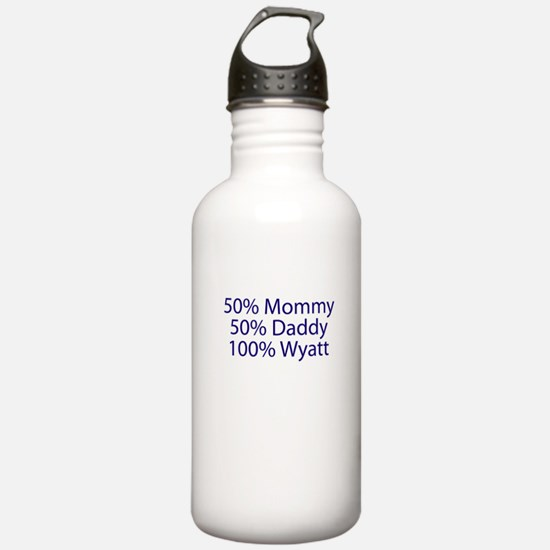 100% Wyatt Water Bottle