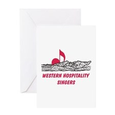 Hospitality Greeting Card