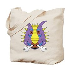 Max's Dragon Shirt Tote Bag