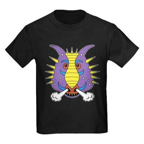 Max's Dragon Shirt Kids Dark T-Shirt