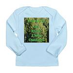 Get ECO Green Long Sleeve Infant T-Shirt