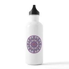 Cute Yoga christmas Water Bottle