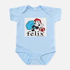 Funny Felix the cat Infant Bodysuit