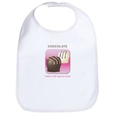 No app for Chocolate Bib