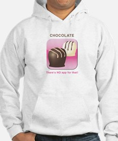No app for Chocolate Hoodie