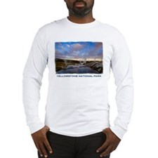 Yellowstone National Park Long Sleeve T-Shirt